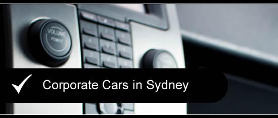 Corporate Cars Sydney