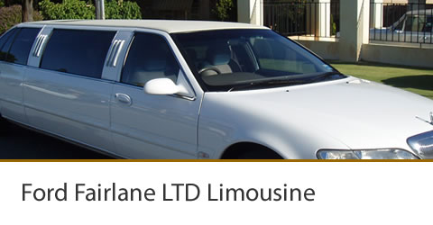 Ford Fairlane LTD Limo