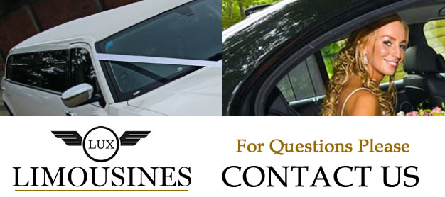 Contact Lux Limousines For Questions Or Advice