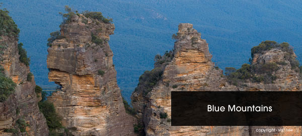 Blue Mountains Sightseeing Tours