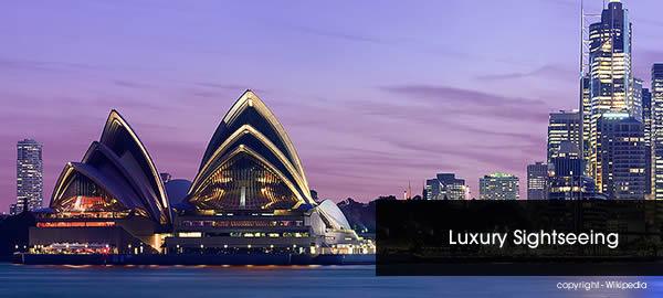 Luxury Sightseeing Tours Sydney