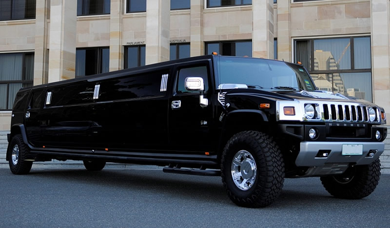Black Hummer Stretch Limo Hire Sydney