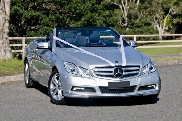 Mercedes Benz Sedan -Limousine Hire Sydney
