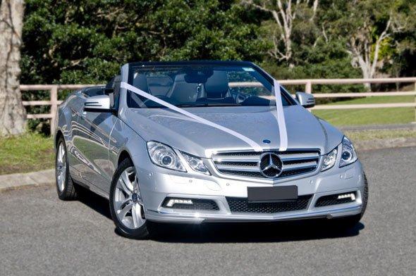Mercedes Benz Sedan -Limousine Hire Sydney