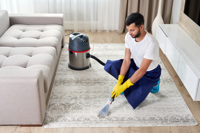 Advantages of carpet steam cleaning